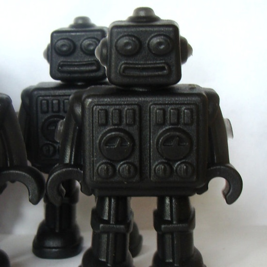 Robot Soap Set For Men Of All Ages by ABreathOfFrenchAir on Etsy, $ 6.50