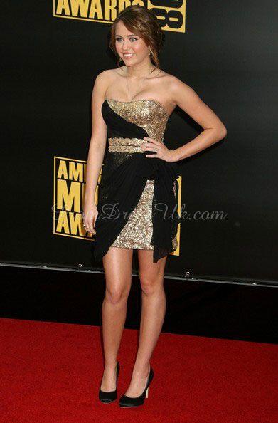 Chiffon Sleeveless Sheath Strapless Ruffles Mini Celebrity Dress