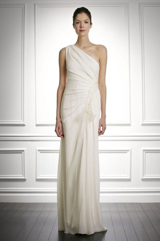 Carolina Herrera Fall 2013 Bridal Collection - The Joan Gown