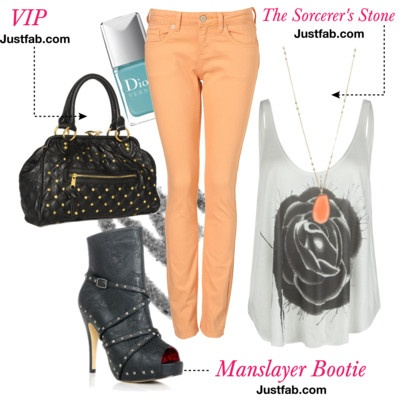 Manslayer Bootie Iron Fist # handbag