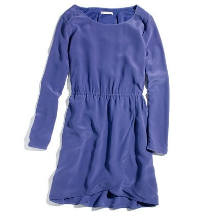 Silk Gatehouse Dress