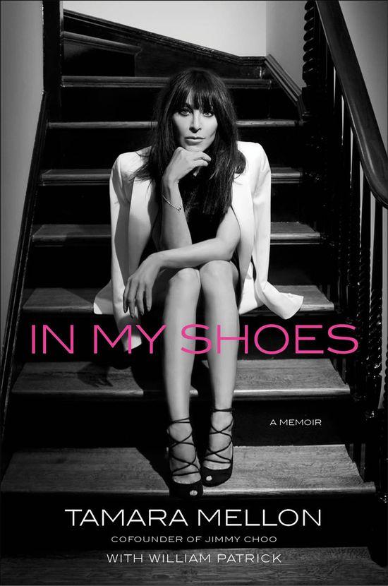 Book Cover #InMyShoesBook #TamaraMellon