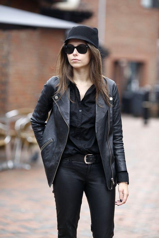 Black Fall Fashion