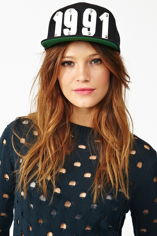 Nasty Gal ADEEN 1991 Cap - God KNOWS I want this hat