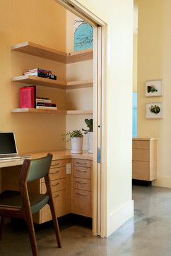Hidden Office Design Ideas, Pictures, Remodel, and Decor - page 10