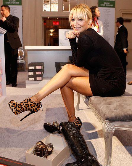 I love those shoes!!!