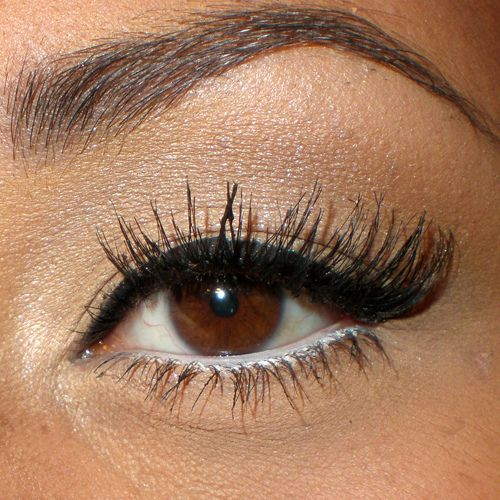 1950s Pinup Eye Closeup by anilorac186, via Flickr