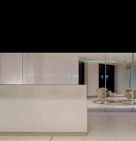 Lobby, Deacons law office in Brisbane, Australia by Carr Design Group _