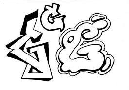graffiti website- handouts and lesson ideas