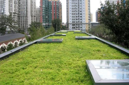 CR Land Guanganmen Green Technology Showroom