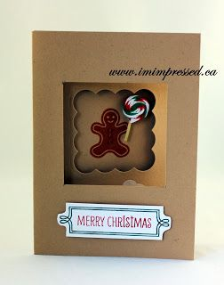Pin to Win. I'm Impressed Paper Arts: Homemade for the Holidays Event Day 52