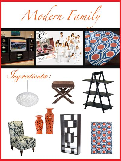 Home Decor Inspired by Modern Family