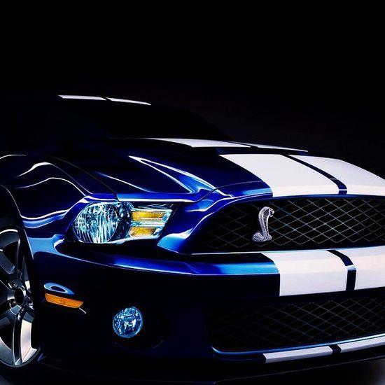 American sports car