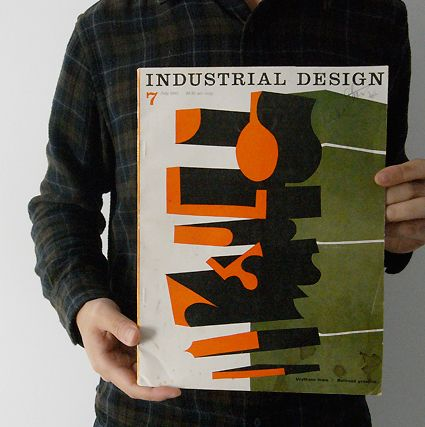 Industrial Design Cover
