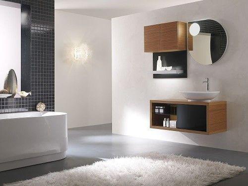 Contemporary Bathroom Design Ideas 2013. Colours