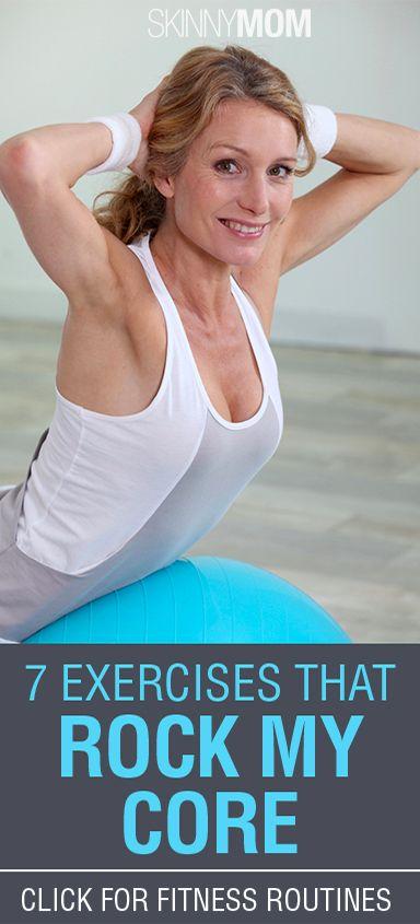 7 Exercises That Rock My Core!!!!