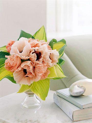 5-Minute Flower Arrangements