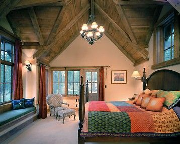5 Tips for Rustic Bedroom Design