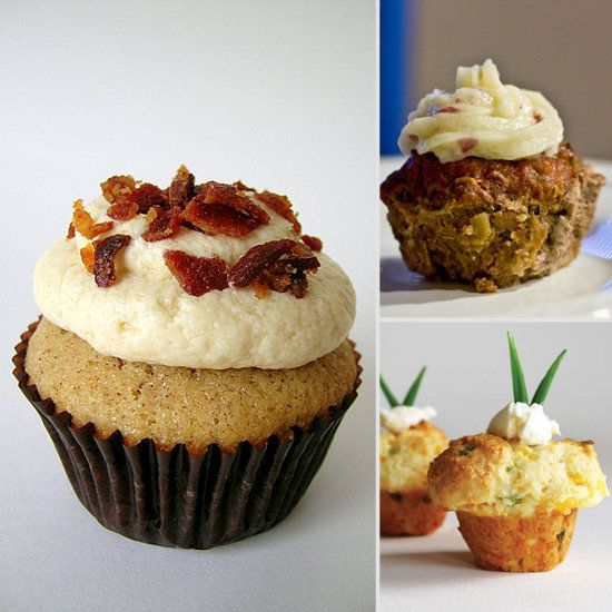 Savory Cupcake Recipes