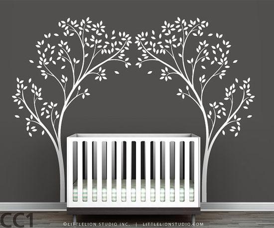 Tree Canopy Wall Sticker