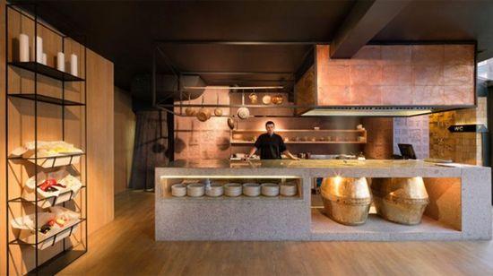 restaurant interior ideas design