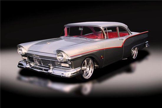 1957 Ford Fairlane Custom