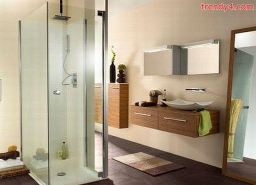 Fancy Exquisite Modern Bathroom Design 2013 2014