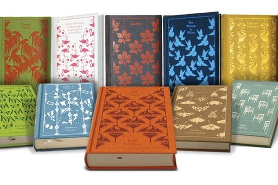 Book covers (Penguin Classics)