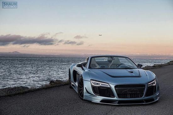 Custom sports car!