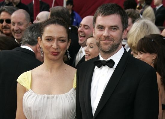 P.T. Anderson and Maya Rudolph.  Might be my favorite celebrity couple ever.