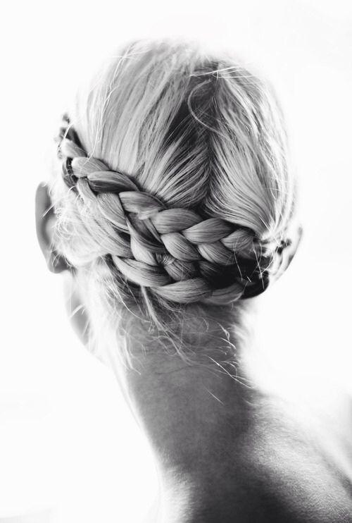 Great braids.