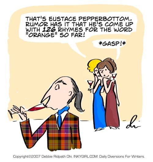 Comic: The CelebrityPoet