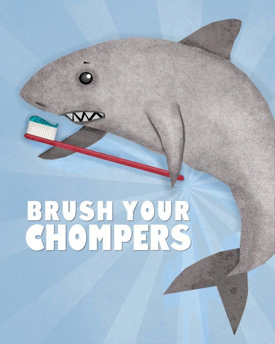 Brush Your Chompers