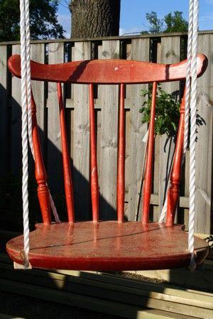 כיסא נדנדה מכיסא
