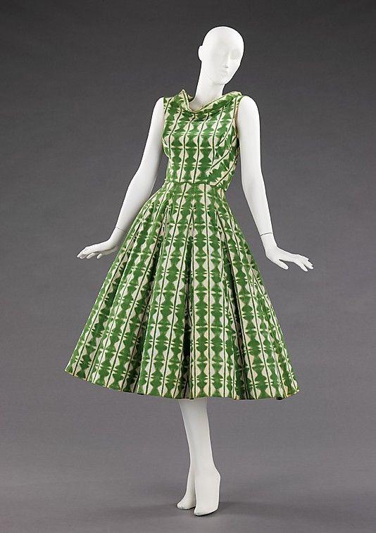 "The Metropolitan Museum of Art - ""The Rice Bowl Dress"" - 1952"