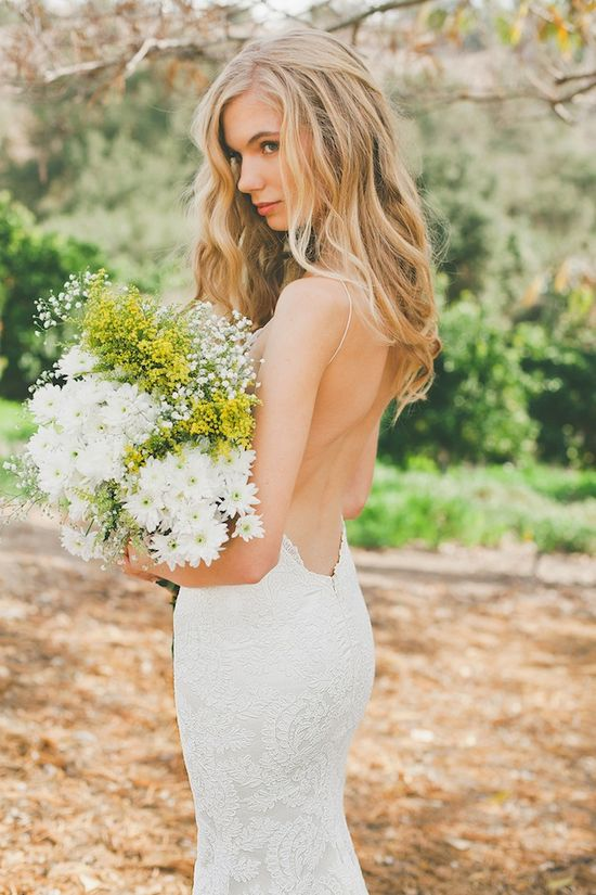 Beautiful Backless Wedding Dresses: Katie May Collection 2012