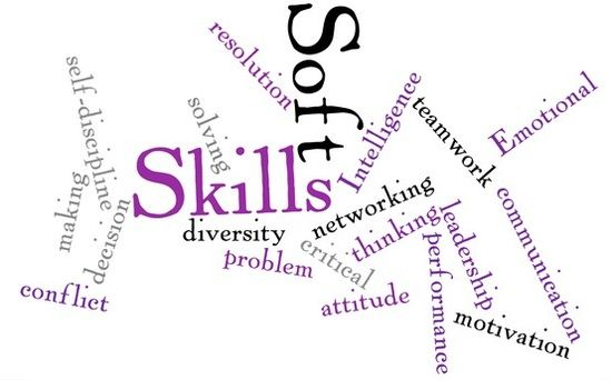 What are #softskills #self personality #soft skills