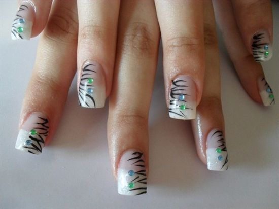 For Marta - Nail Art Gallery by NAILS Magazine