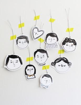 Handmade Romance - handmade gift tags