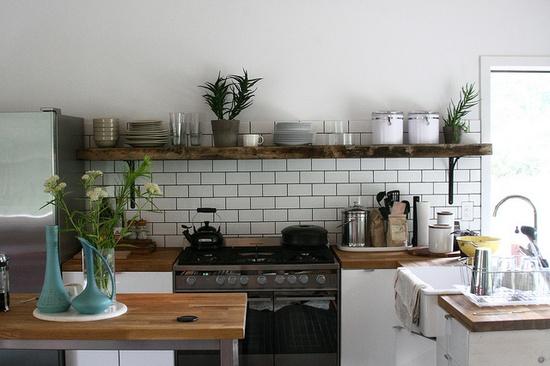Simple kitchen!