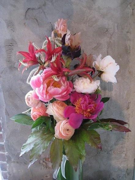 Pretty Arrangement of Flowers