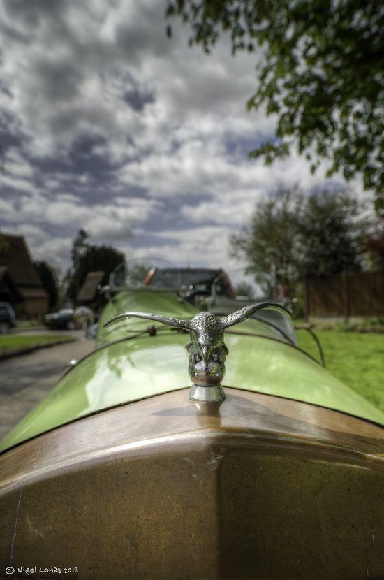 Bond Sports Car Day, Hertford Heath, Hertfordshire, UK