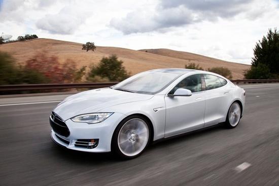 Y! Autos 2013 Car of the Year: Tesla Model S.