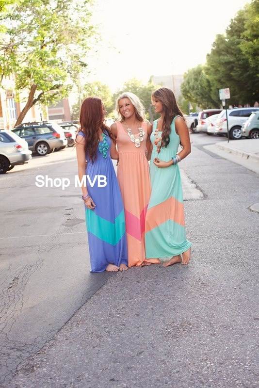 This website has cute, inexpensive clothes... Love each of these colors!