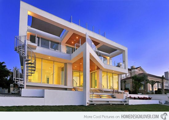 Picture Frame House- A Vivid Modern Home Design