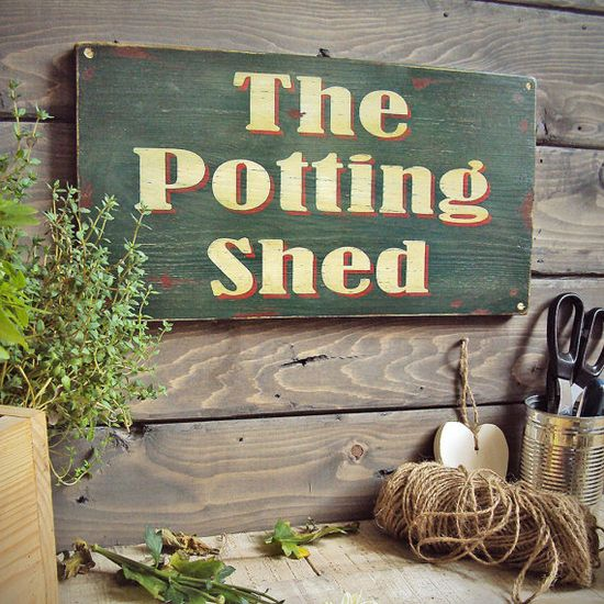 .The #Potting_Shed