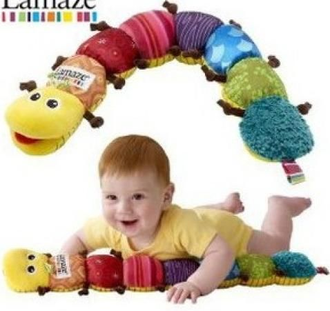 Lamaze Musical Inchworm Baby Toys