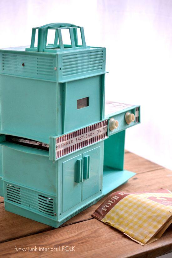 Easy Bake Oven.