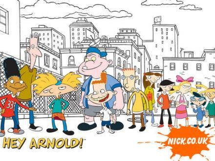 nickelodeon cartoons