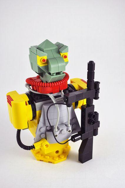 Lego Bossk